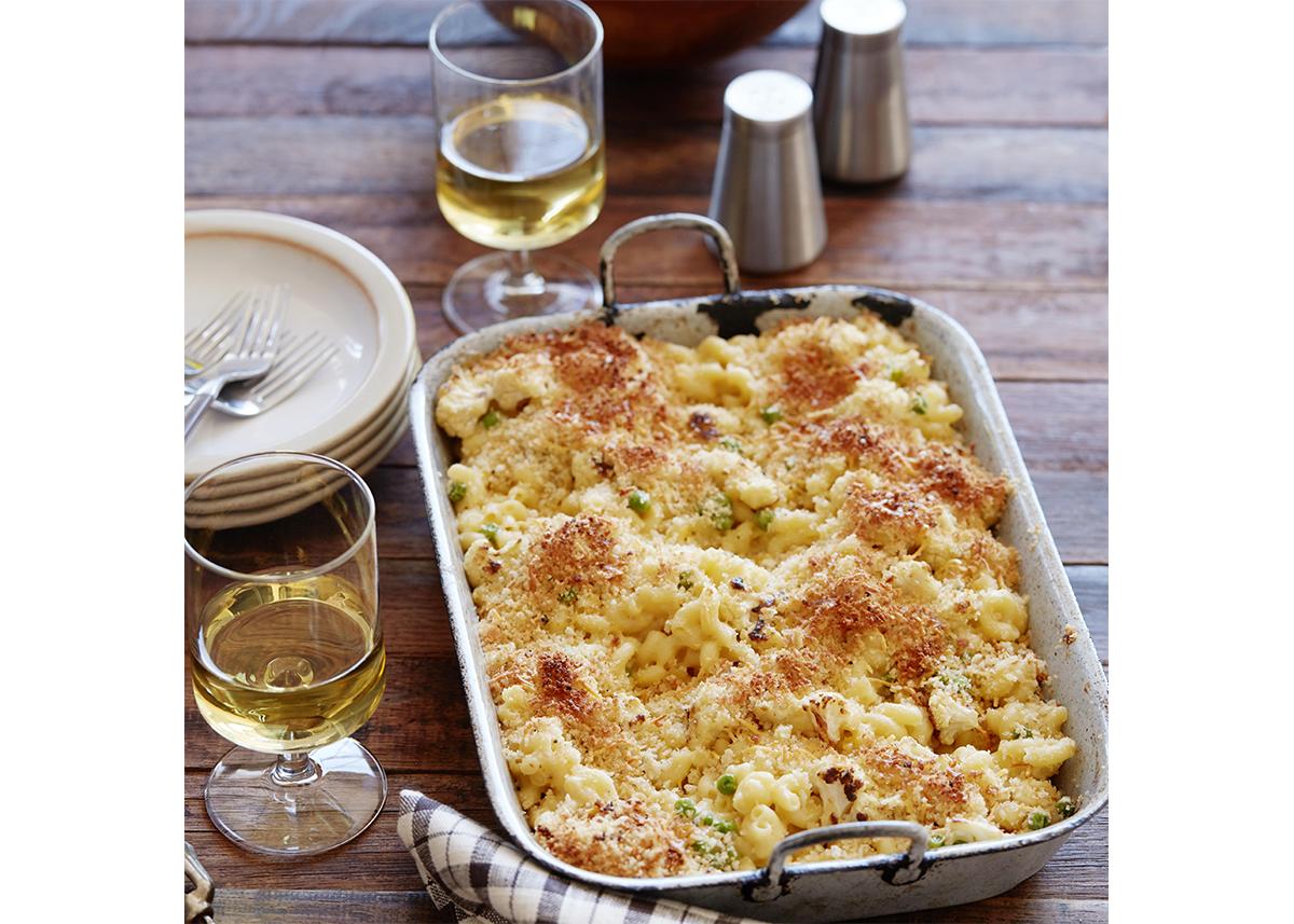 Mac and cheese Chardonnay Food Pairings